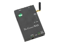 Digi Connect WAN IA HSPA+ - router - cellular modem - DIN rail mountable