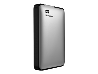 WD My Passport Portable (500GB, USB 3.0, silver, March 2012)