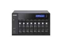 QNAP TS-869 Pro Turbo NAS - NAS server - 0 GB