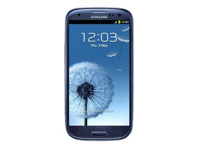 Samsung Galaxy S III - 16GB - pebble blue (Verizon Wireless)
