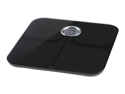 Fitbit Aria Wi-Fi Smart Scale (Black)