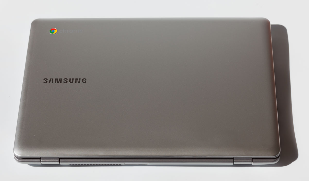 Samsung's Series 5 550 Chromebook comes with a much faster Intel processor for better Chrome OS performance.