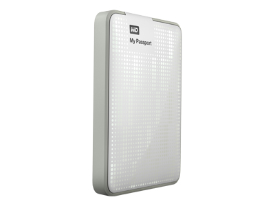 WD My Passport Portable (500GB, USB 3.0, White, March 2012)