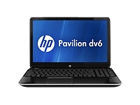 "HP Pavilion dv6-7010us - A series A8-4500M / 2.1 GHz - Windows 7 Home Premium 64-bit - 6 GB RAM - 750 GB HDD - DVD SuperMulti DL - 15.6"" HD BrightView wide 1366 x 768 / HD - AMD Mobility Radeon HD 7640G"