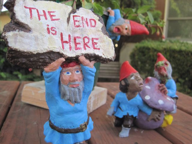 Doomsday Dan gnome survivor