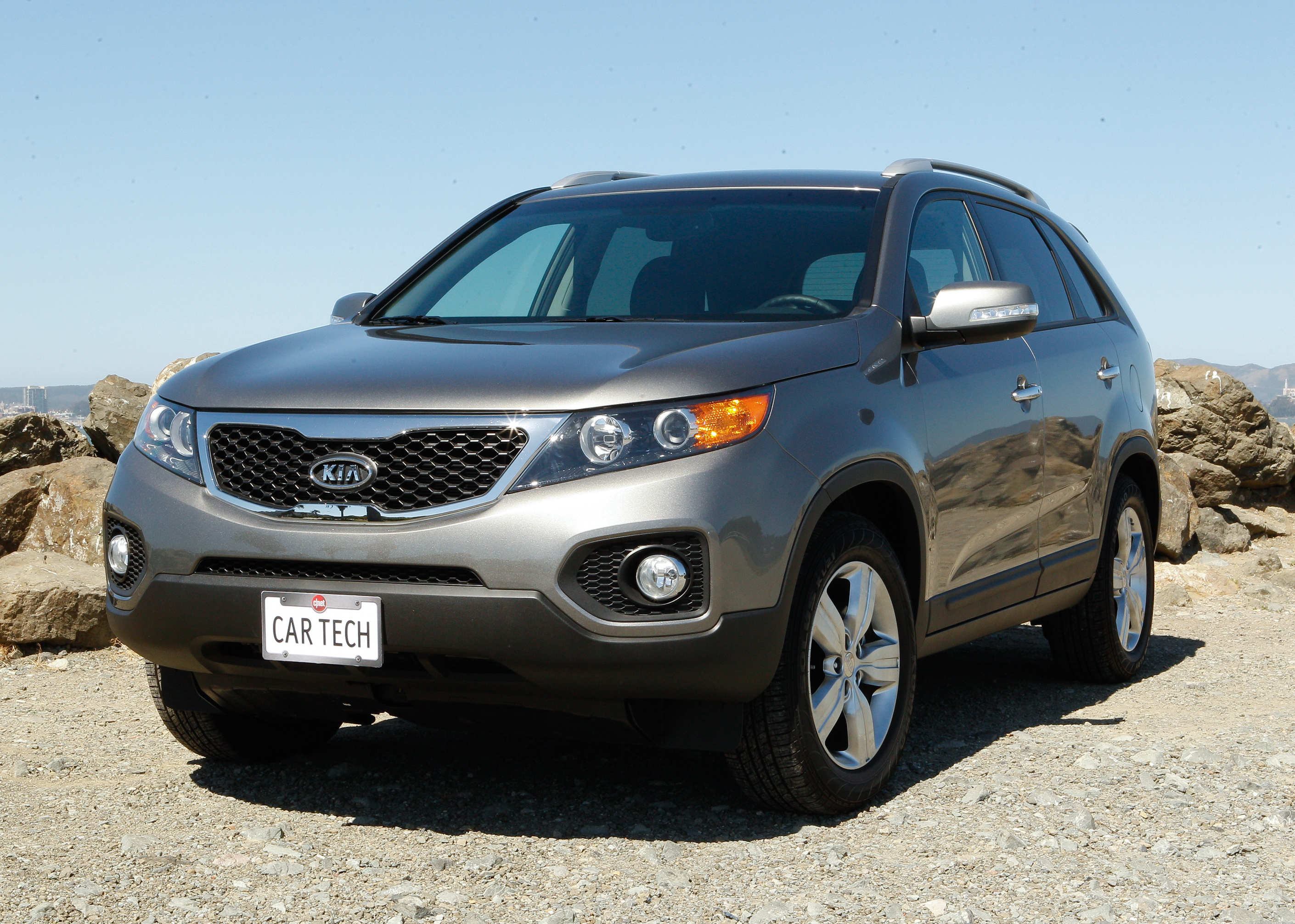 2012 Kia Sorento Ex Review Roadshow