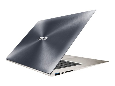 "ASUS ZENBOOK Prime UX31A-DH71 - 13.3"" - Core i7 3517U - Win 8 64-bit - 4 GB RAM - 256 GB SSD - Canadian English/French"