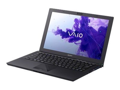 "Sony VAIO Z Series SVZ1311EGXX - Core i7 3612QM / 2.1 GHz - Windows 7 Professional 64-bit - 8 GB RAM - 256 GB SSD + 256 GB SSD - Blu-ray - 13.1"" wide 1920 x 1080 / Full HD - Intel HD Graphics 4000 - black carbon fiber - keyboard: QWERTY - with Sony Power Media Dock"