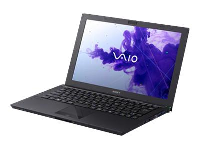"Sony VAIO Z Series SVZ1311DGXX - Core i7 3612QM / 2.1 GHz - Windows 7 Professional 64-bit - 8 GB RAM - 128 GB SSD + 128 GB SSD - DVD-Writer - 13.1"" wide 1920 x 1080 / Full HD - Intel HD Graphics 4000 - black carbon fiber - keyboard: QWERTY - with Sony Power Media Dock"