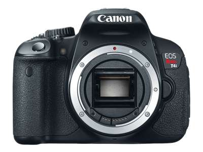 Canon EOS Rebel T4i (with 18-135mm STM lens)