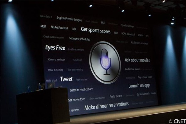 Siri learns new tricks for iOS 6.