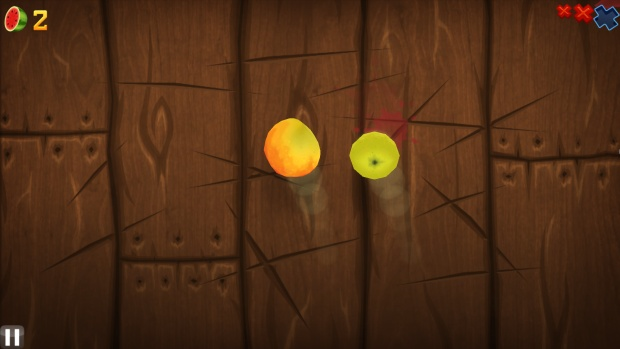Top 10 Windows 8 Apps: Fruit Ninja