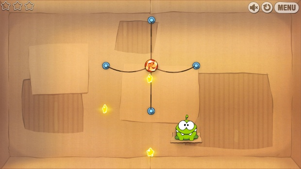 Top 10 Windows 8 Apps: Cut The Rope