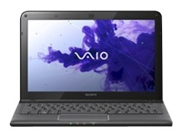 "Sony VAIO E Series SVE11113FXB - E2-1800 1.7 GHz - Windows 7 Home Premium 64-bit - 4 GB RAM - 500 GB HDD - 11.6"" wide 1366 x 768 / HD - AMD Radeon HD 7340 - keyboard: QWERTY"
