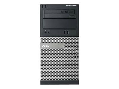 Dell OptiPlex 3010 - Core i5 3450 3.1 GHz - 8 GB - 500 GB - English