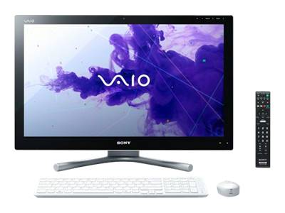 "Sony VAIO L Series SVL24112FXW - Core i5 3210M 2.5 GHz - 6 GB - 1 TB - LED 24"" - QWERTY"