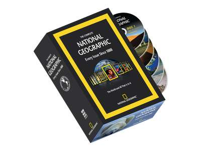 The Complete National Geographic - complete package