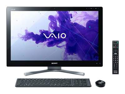 "Sony VAIO L Series SVL24116FXB - Core i7 3610QM 2.3 GHz - 8 GB - 1 TB - LED 24"" - QWERTY"