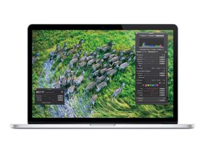 Apple MacBook Pro with Retina display - Z0ML00008