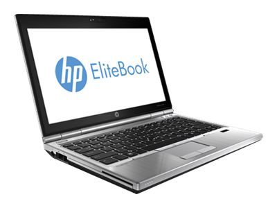 "HP EliteBook 2570p - 12.5"" - Core i5 3360M - Windows 7 Pro 64-bit - 4 GB RAM - 180 GB SSD"