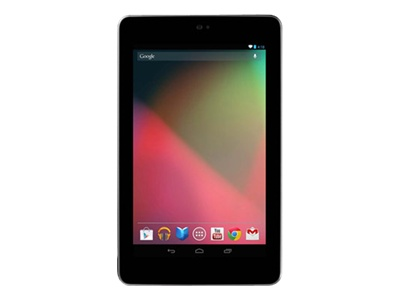 Google Nexus 7 - tablet - Android 4.2 (Jelly Bean) - 16 GB - 7""