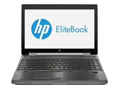 "HP EliteBook Mobile Workstation 8570w - 15.6"" - Core i5 3320M - Windows 7 Pro 64-bit - 4 GB RAM - 500 GB HDD"