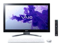 "Sony VAIO L Series SVL24114FXW - Core i5 3210M 2.5 GHz - 6 GB - 1 TB - LED 24"" - QWERTY"