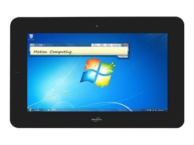 "Motion CL910 SlateMate - Atom N2600 / 1.6 GHz - Windows 7 Professional - 2 GB RAM - 64 GB SSD - 10.1"" Multi-Touch wide 1366 x 768 / HD - Intel GMA 3600 - 3G"