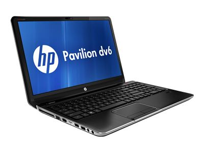 "HP Pavilion dv6-7014nr - Core i7 3610QM / 2.3 GHz - Windows 7 Home Premium 64-bit - 8 GB RAM - 750 GB HDD - DVD SuperMulti / Blu-ray - 15.6"" wide 1920 x 1080 / Full HD - NVIDIA GeForce GT 650M - midnight black, brushed aluminum"