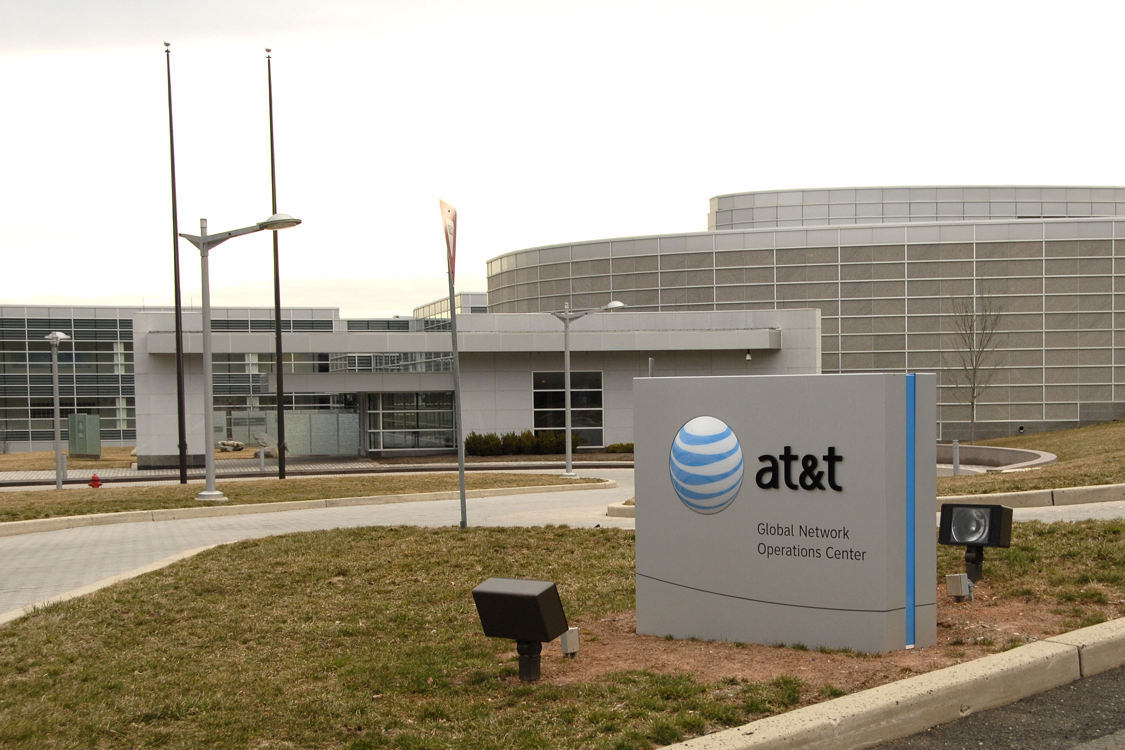 AT&T Global Network Operations Center