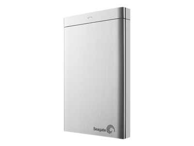 Seagate Backup Plus (500GB, silver)