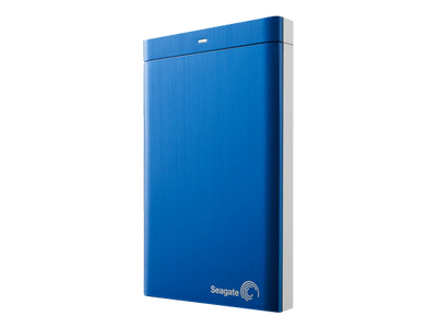 Seagate Backup Plus (1TB, blue)