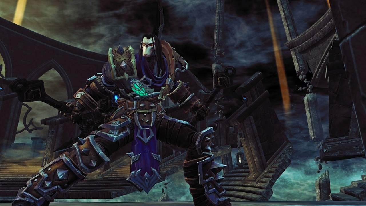 Game trailer: Darksiders II