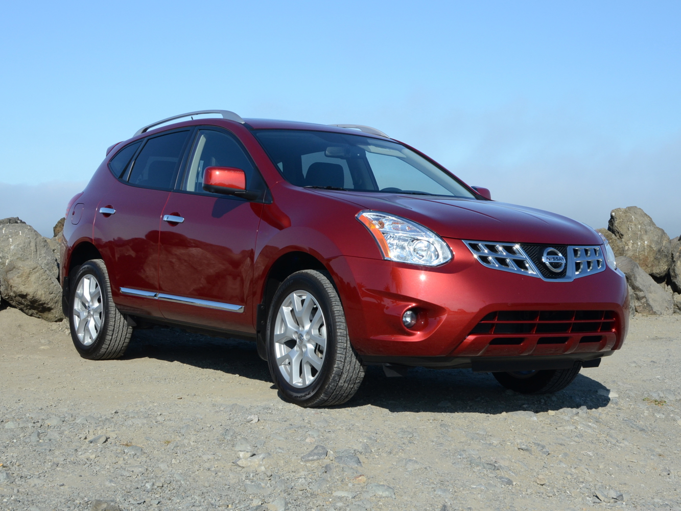 2013 nissan rogue sv review cnet. Black Bedroom Furniture Sets. Home Design Ideas