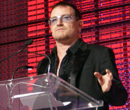 Bono (and Elevation Partners)