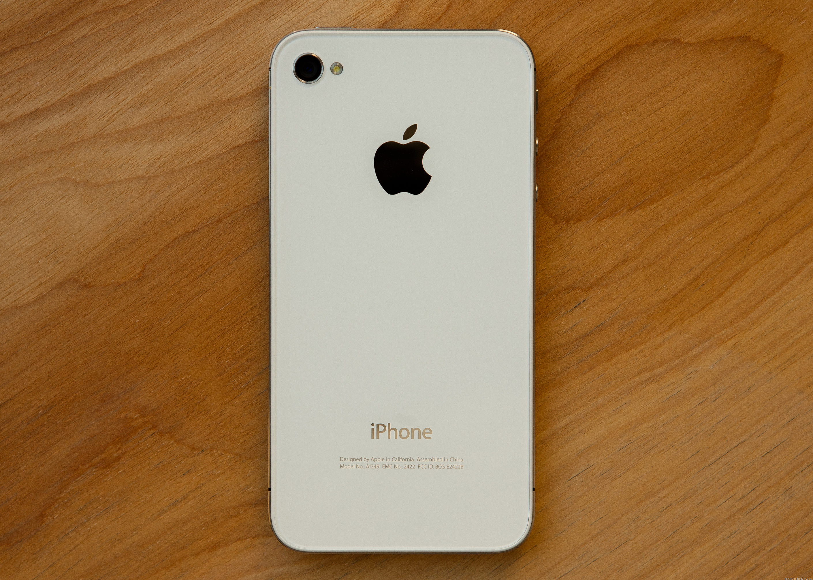 Apple iPhone 4 - 8GB - white (Virgin Mobile)