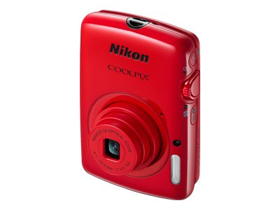 Nikon Coolpix S01 (Red)