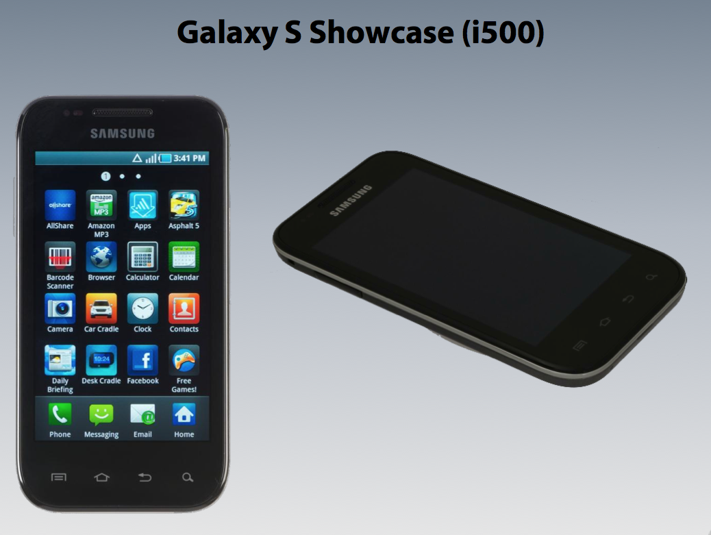 Galaxy S Showcase
