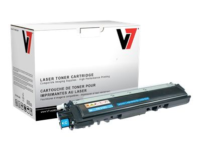 V7 - toner cartridge - High Yield - cyan
