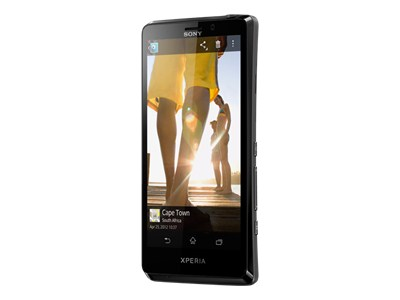 Sony Xperia T - black (unlocked)
