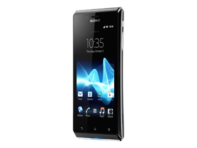 Sony Xperia J - black (unlocked)
