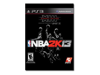NBA 2K13 Dynasty Edition (PlayStation 3)
