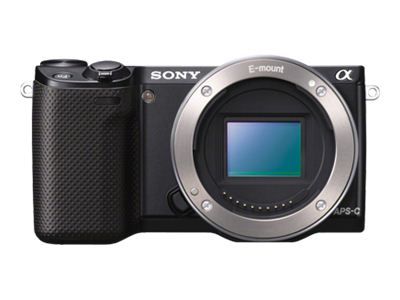 Sony Alpha NEX-5R (body only, black)