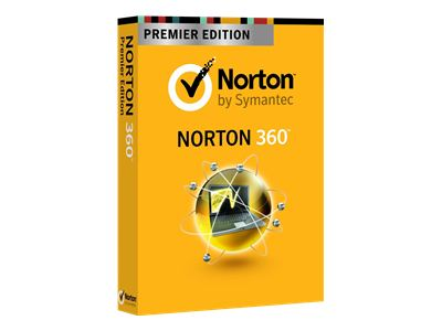 Norton 360 2013 Premier Edition - subscription package