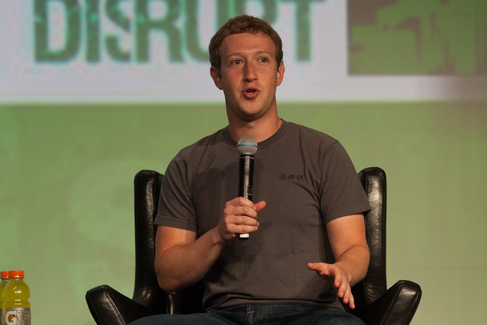 "Mark Zuckerberg said Tuesday that Facebook ""is now a mobile company."""
