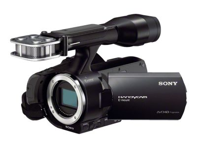 Sony Handycam NEX-VG30 (body only)