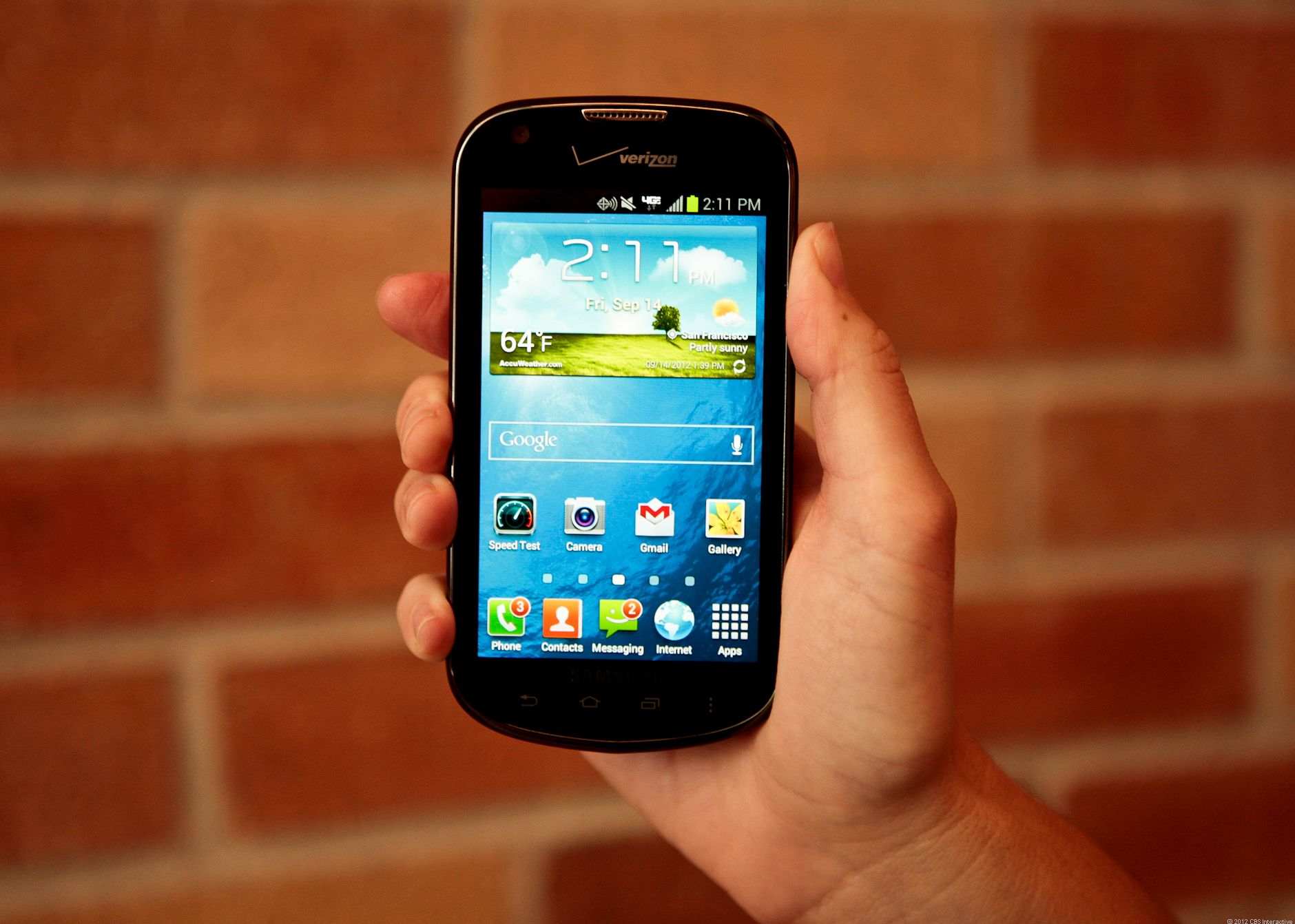 Samsung Galaxy Stellar (Verizon Wireless)