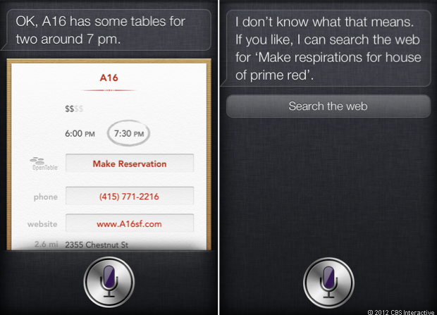 iOS 6 Open Table