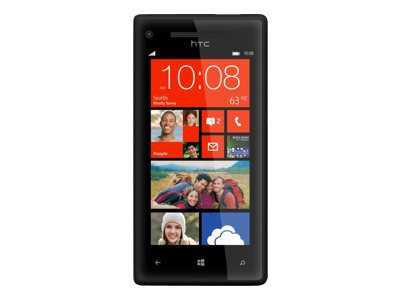HTC Windows Phone 8X - black (Verizon Wireless)