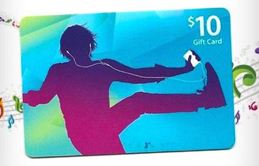 If you haven't already signed up with Saveology, you can get this $10 iTunes gift card for $4.